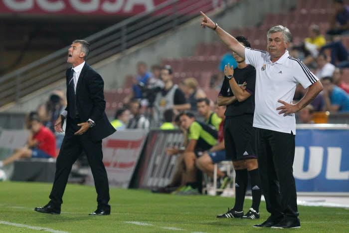 Ancelotti : «J'espère que lundi soir nous ne parlerons plus du mercato»