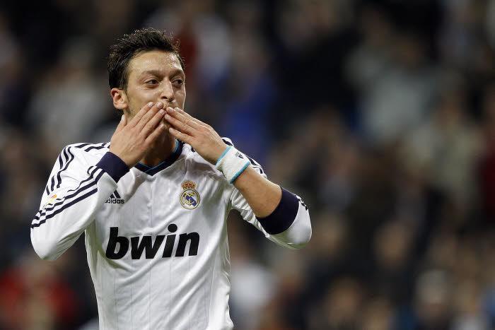 Real Madrid : Ce serait Arsenal pour �zil !
