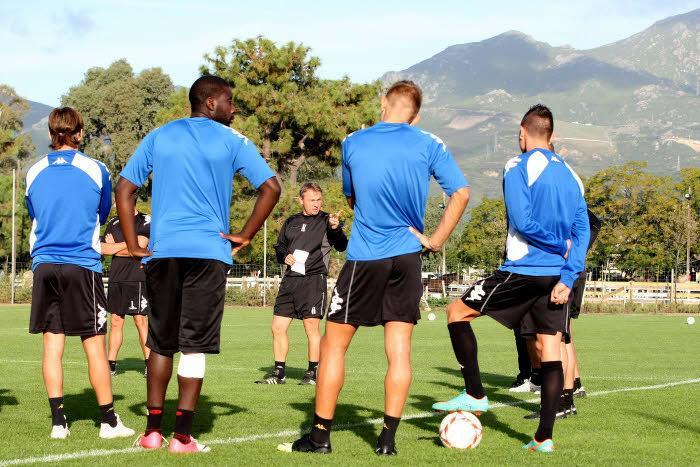 Mercato - SC Bastia - Officiel : Sans prêté au GFC Ajaccio