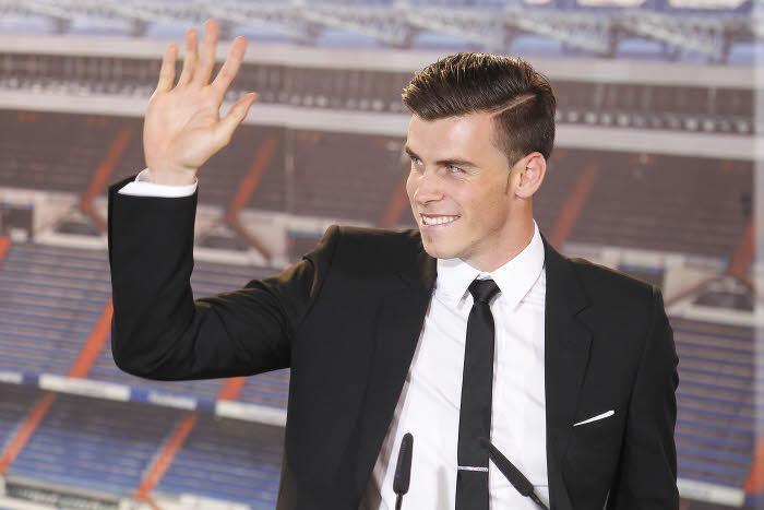 Ronaldo : «Bale ? Pas facile de réussir au Real Madrid»