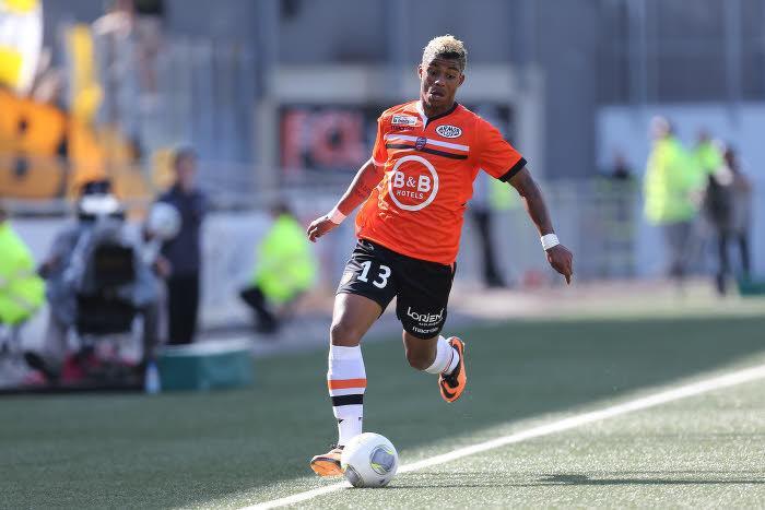 Mario Lemina, FC Lorient