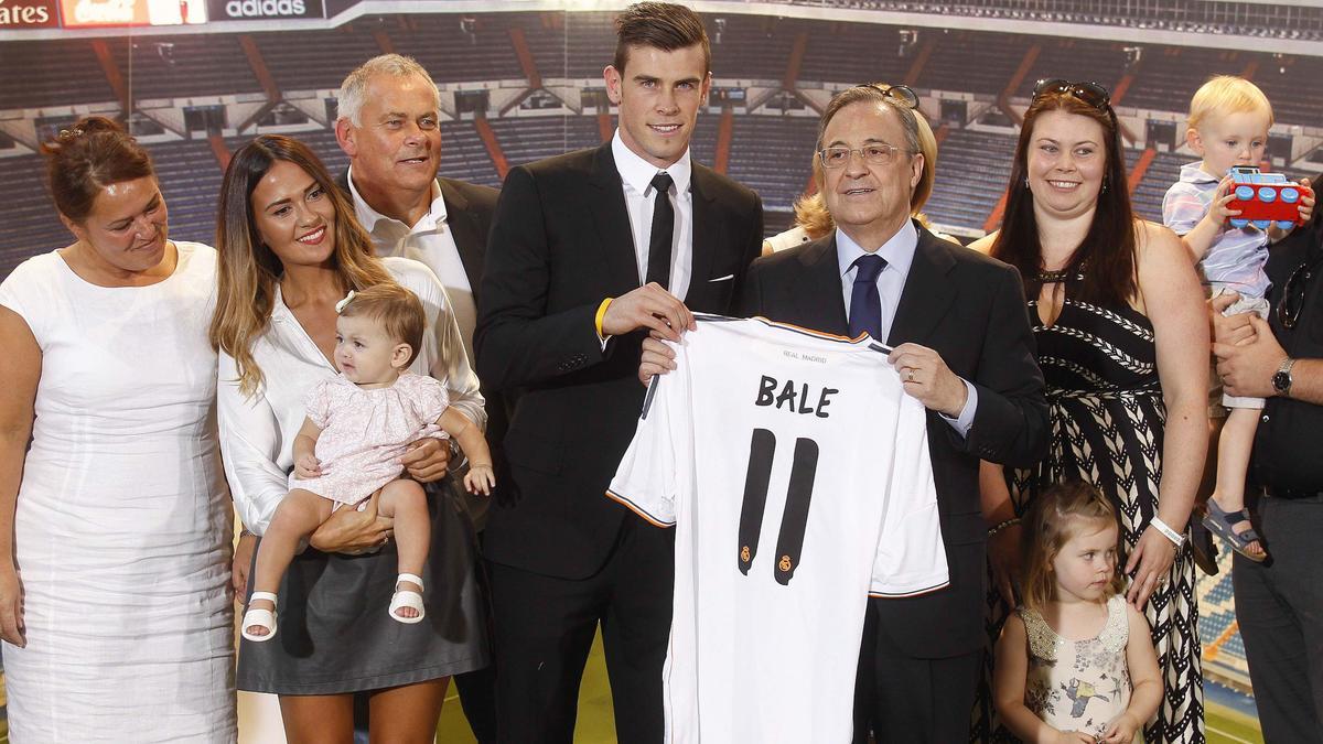 Gareth Bale - Florentino Pérez