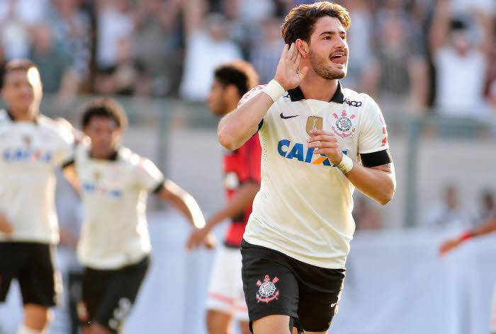 Alexandre Pato, Corinthians