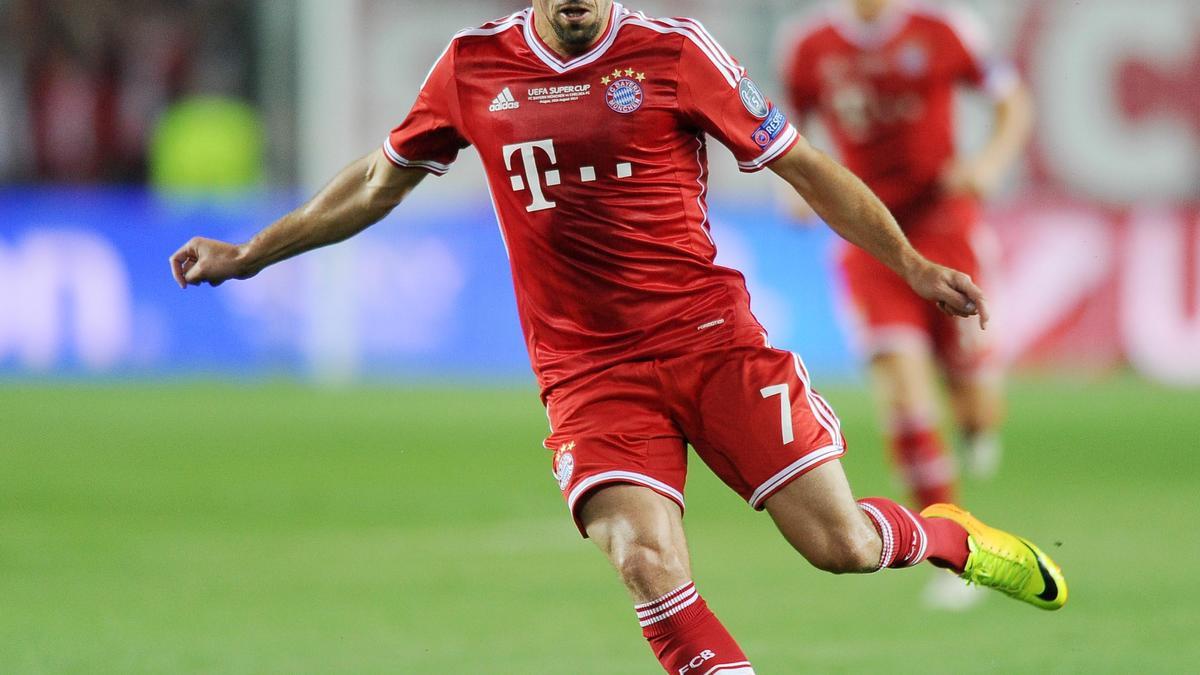 Ribéry : «Le Ballon d'Or ? Bien sür que j'y crois»