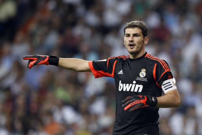 Iker Casillas, Real Madrid