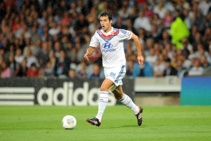 Yoann Gourcuff, OL