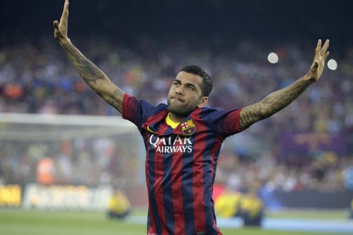 PSG/Barcelone : Daniel Alves vendu l