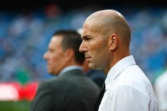 Équipe de France - Zidane : «Benzema peut donner beaucoup»