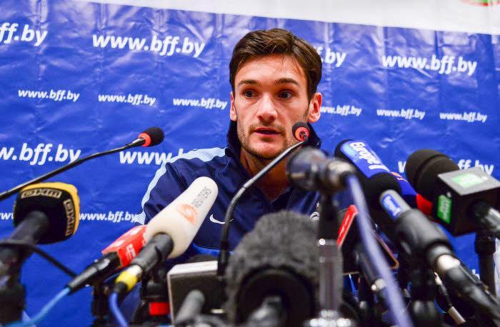 Hugo Lloris, Équipe de France