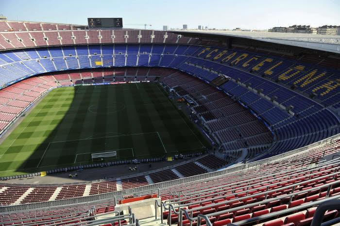 Camp Nou, FC Barcelone