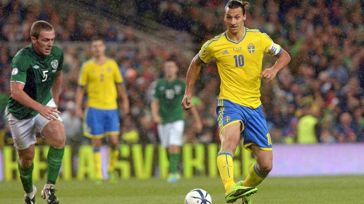 brahimovic fait tomber un nouveau record avec la Suède !