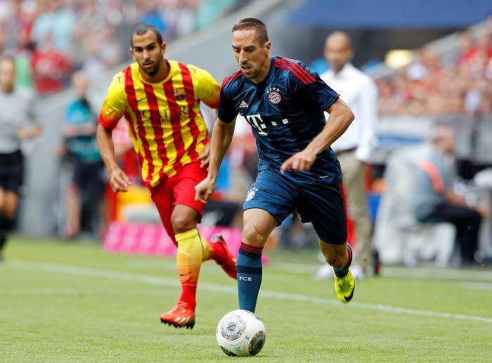 Martin Montoya, FC Barcelone