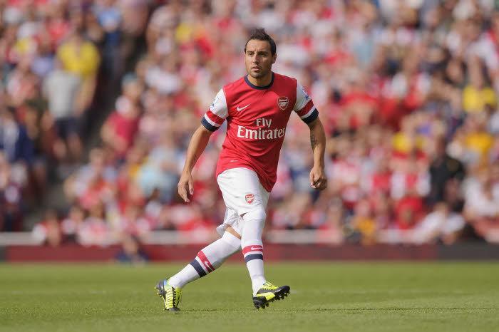 Santi Cazorla, Arsenal