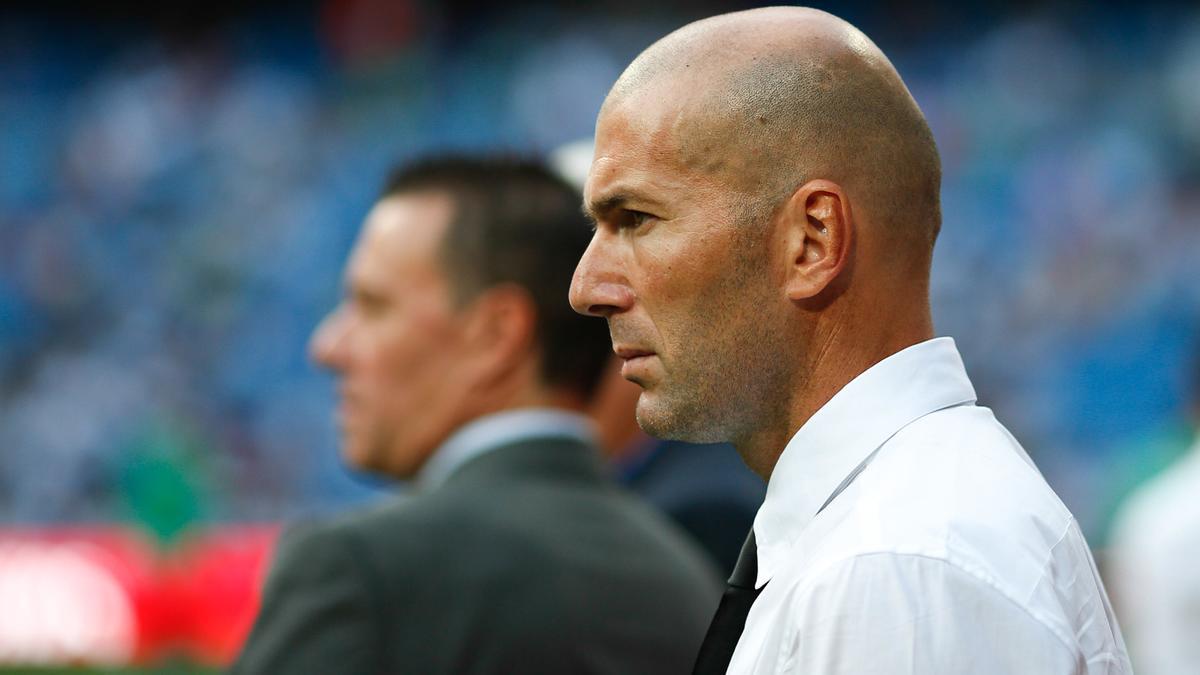 Real Madrid : «Convaincu à 99% que Zidane sera l'entraîneur du Real Madrid»