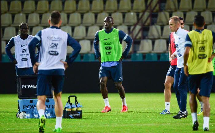 Equipe de France : Carton d
