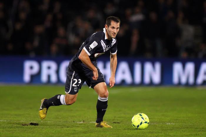 Florian Marange, sous les couleurs des Girondins de Bordeaux