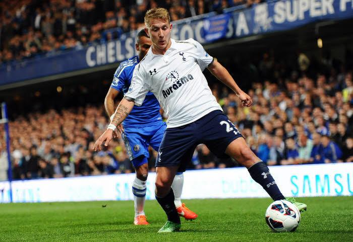 Lewis Holtby, Tottenham