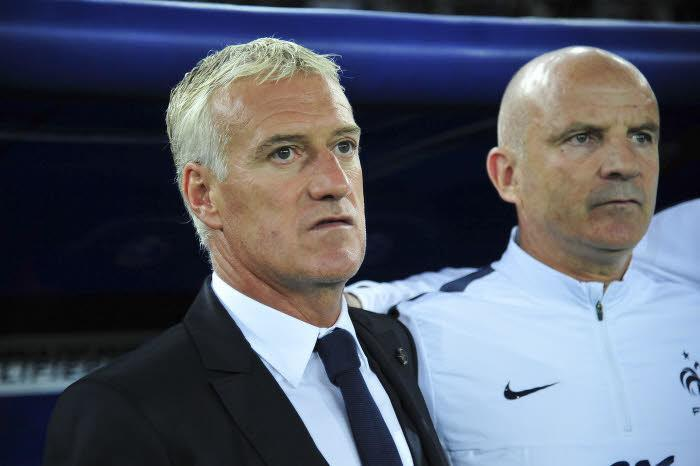 Didier Deschamps & Guy Stephan