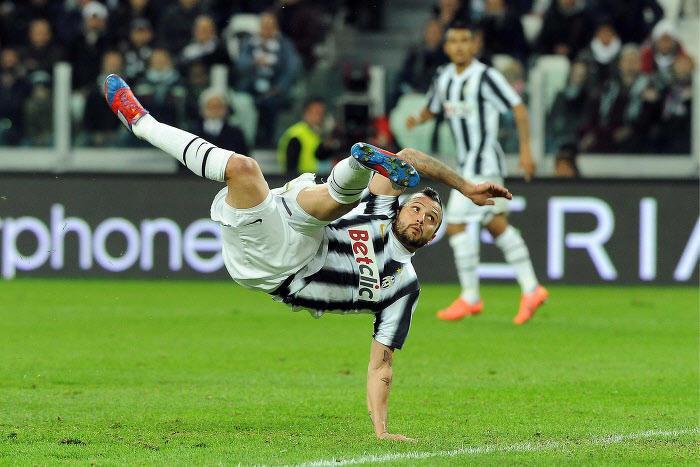 Simone Pepe, Juventus Turin