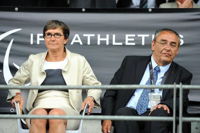 Valérie Fourneyron, Ministre des Sports