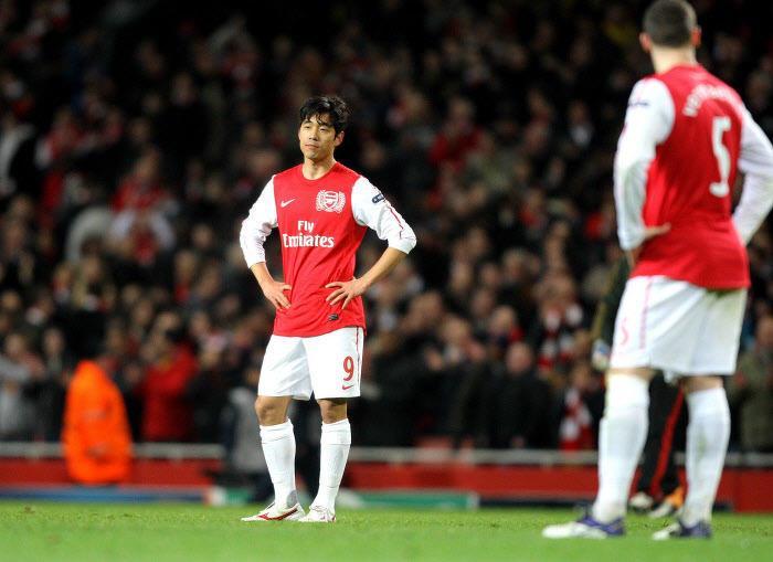 Park Chu-Young, Arsenal