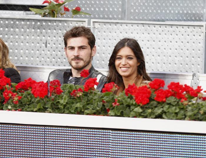 Iker Casillas et sa femme