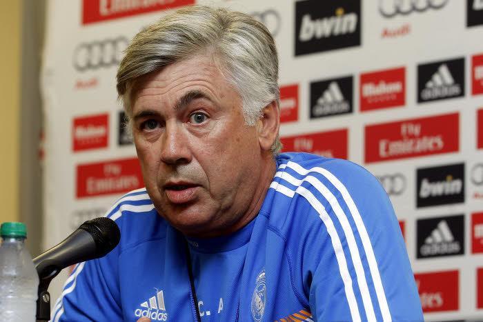 Real Madrid - Ancelotti : «Bale va jouer»