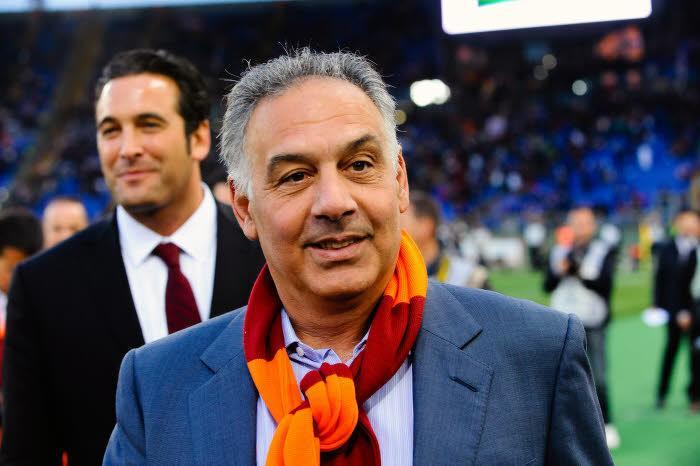 James Pallotta, AS Roma