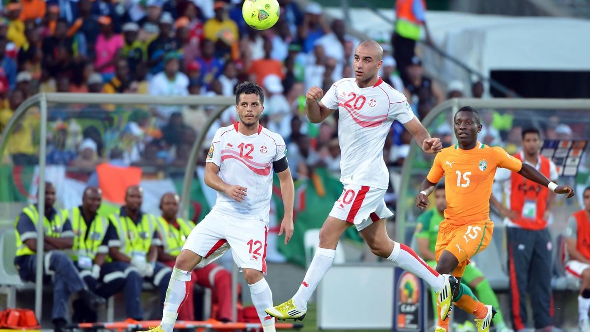 L'équipe nationale de Tunise