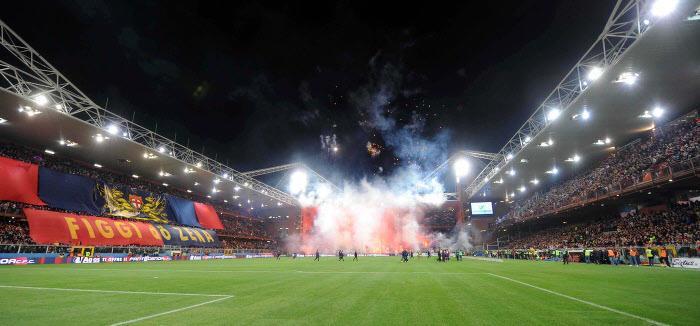 Supporters Genoa