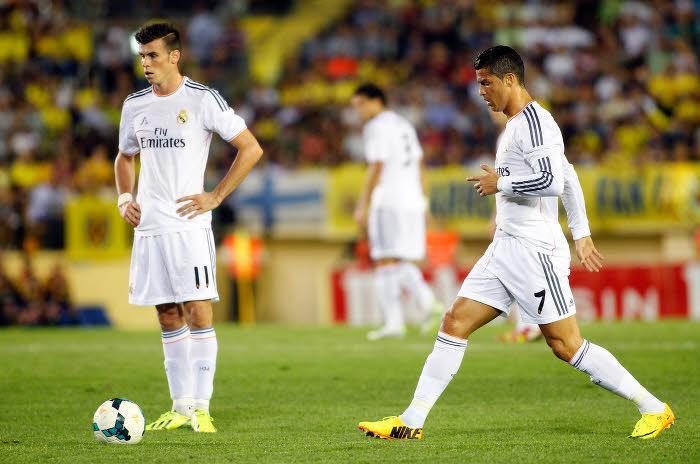 Gareth Bale & Cristiano Ronaldo