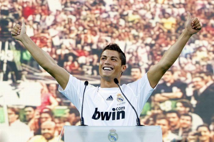 Officiel : C. Ronaldo prolonge au Real Madrid !
