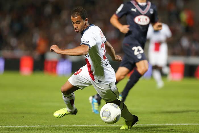 Lucas, PSG