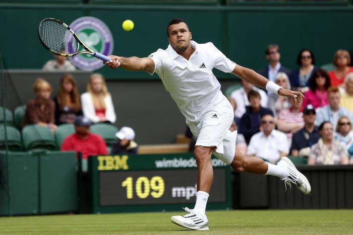 Jo-Wilfried Tsonga avait abandonné au deuxième tour de Wimbledon cette année
