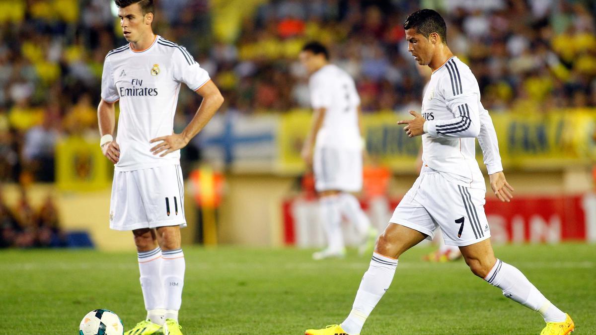Ronaldo - Bale