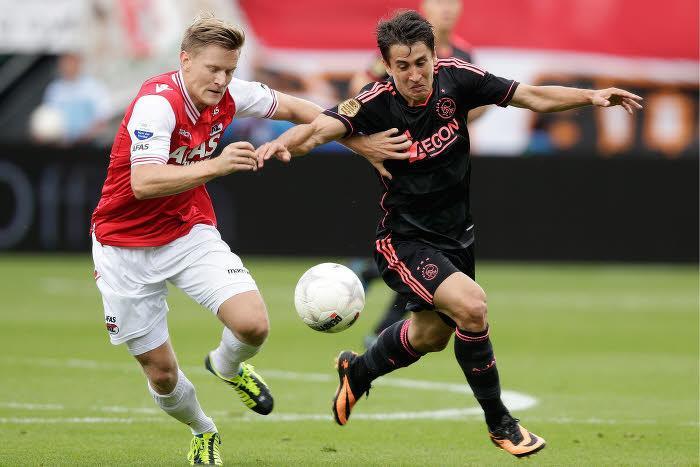 Bojan Krkic, Ajax Amsterdam