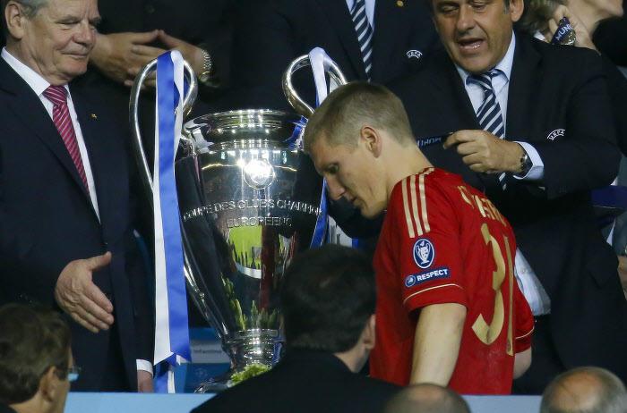 Le Bayern Munich, tenant du titre de la Ligue des Champions