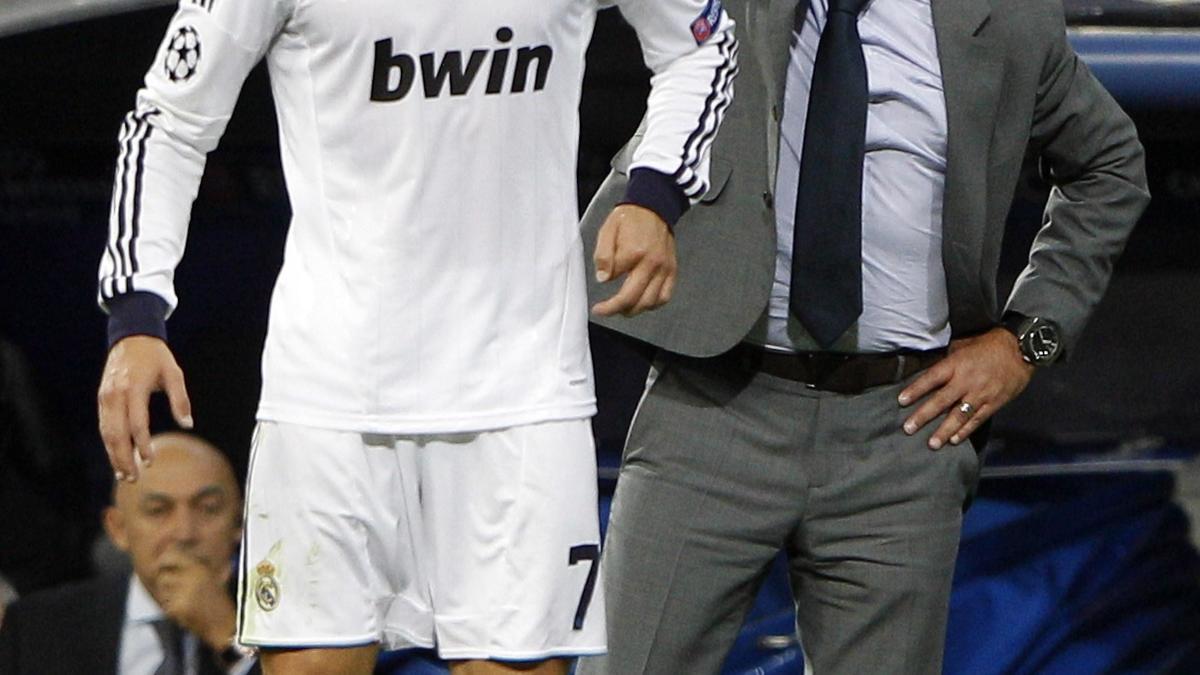 Ronaldo - Mourinho