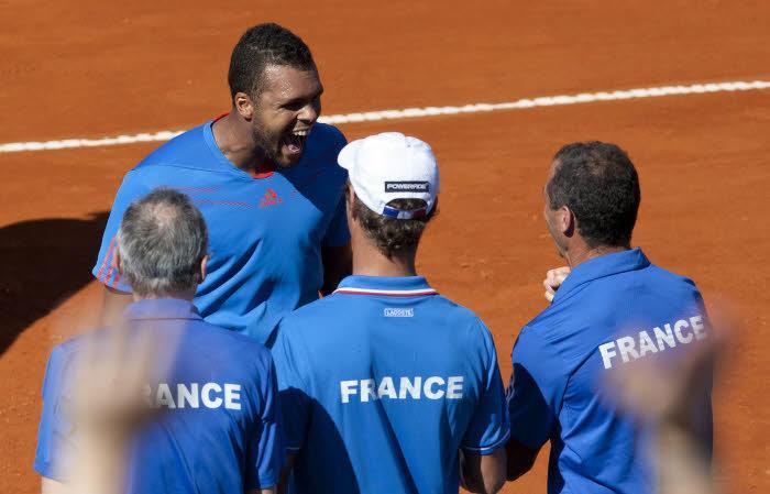 Jo-Wilfried Tsonga, France