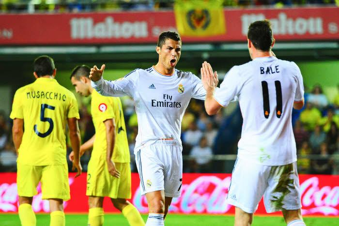 Bale, Ronaldo, Real Madrid