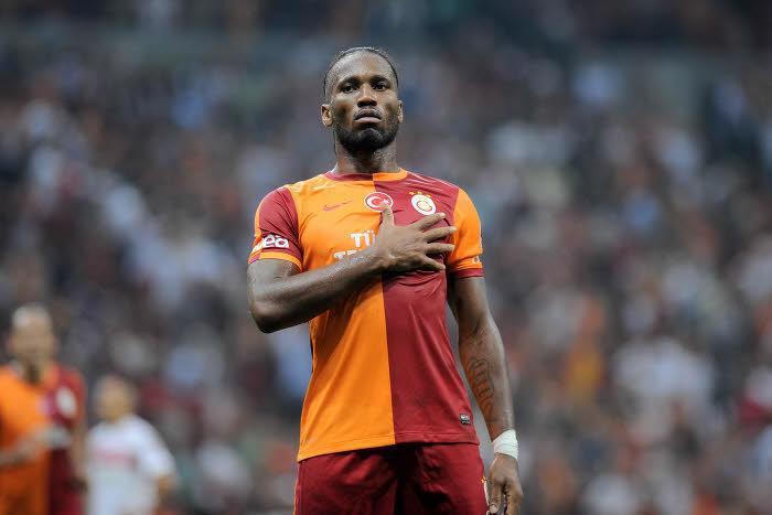 Drogba, Galatasaray