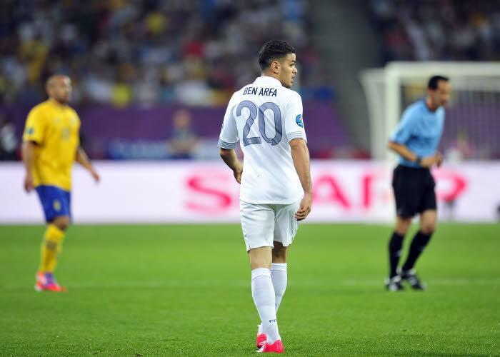 Hatem Ben Arfa, Equipe de France