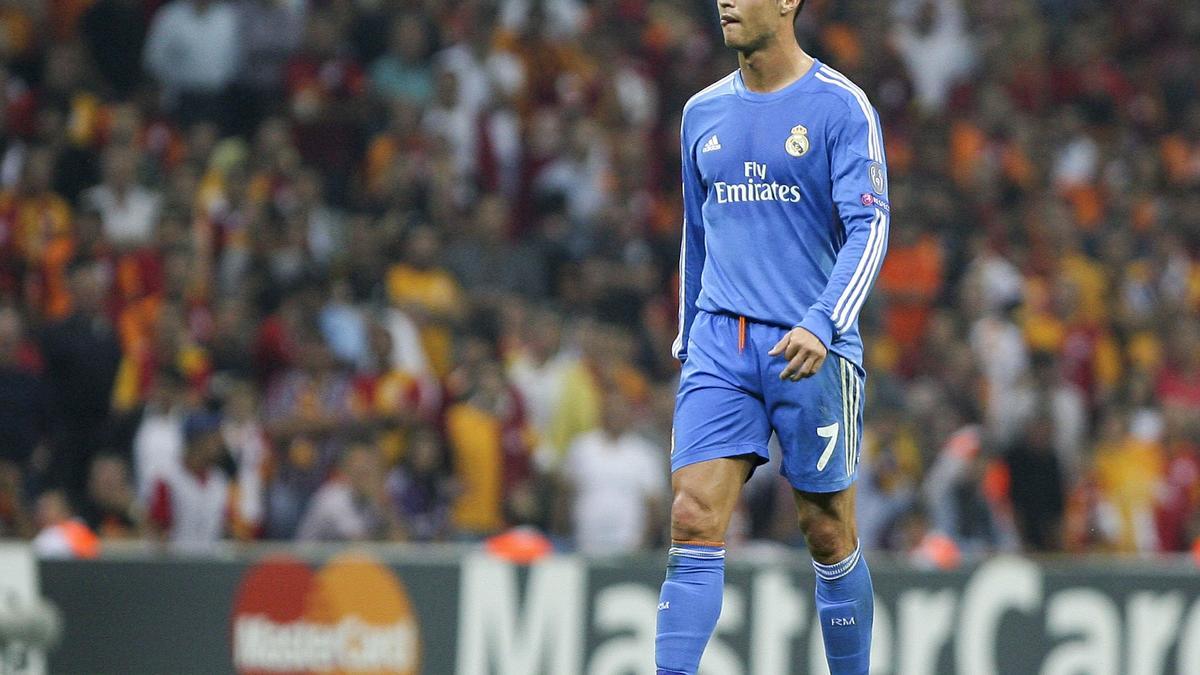 AS Monaco : «J'aimerais avoir Cristiano Ronaldo…»