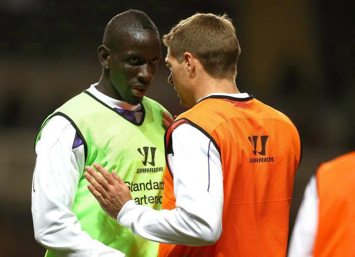 Mamadou Sakho, Liverpool, Gerrard