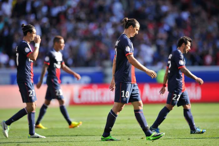 PSG - Blanc : «Trouver un système avec Ibrahimovic et Cavani en pointe»