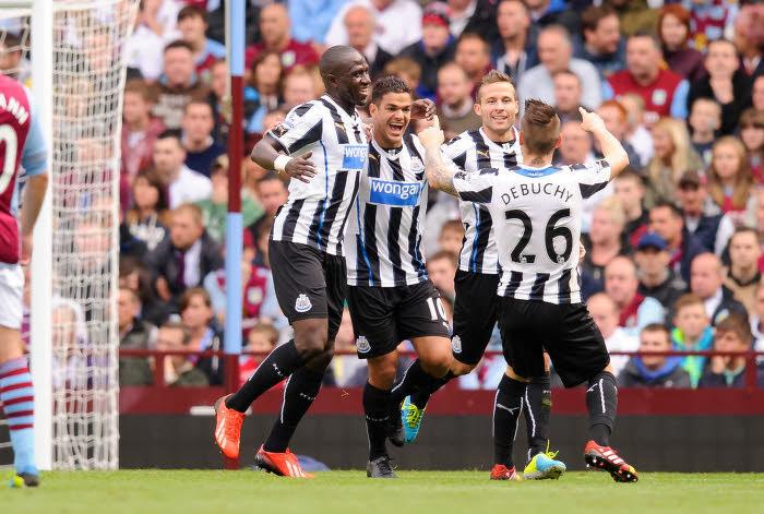 Newcastle : Pardew impressionné par ses Frenchies !