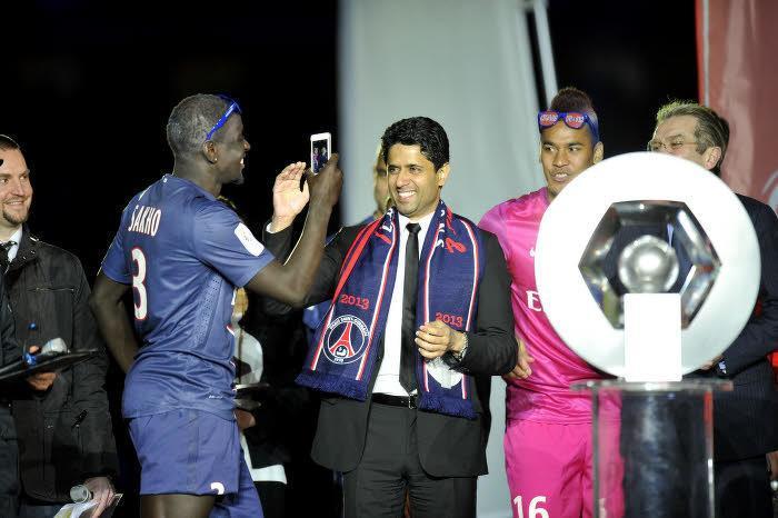 PSG - Al-Khelaïfi : «Sakho ? Les portes du club lui resteront toujours ouvertes»