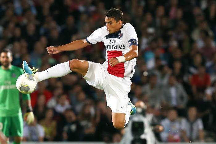 Thiago Silva déjà de retour à l'entraînement !