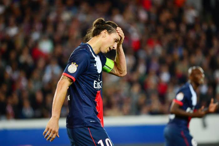 PSG : «La prolongation d'Ibrahimovic ? Pas d'accord avec le PSG»