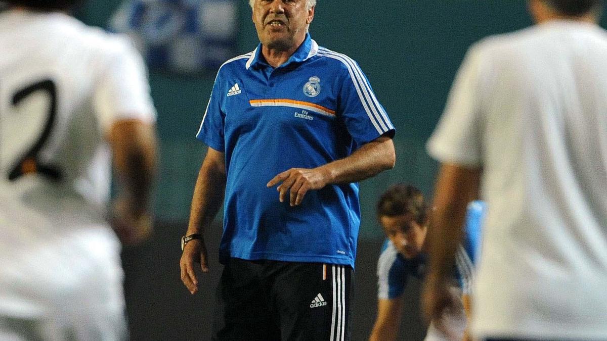Ancelotti a payé de sa poche pour rejoindre le Real Madrid